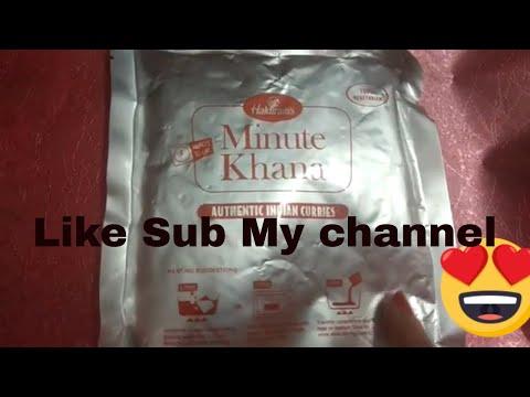 Haldiram's Minute Khana Frozen Campaign 2013 from YouTube · Duration:  10 minutes 47 seconds