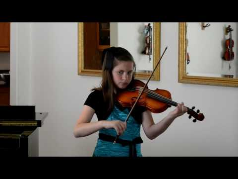 Lois Suzuki Violin Book 5 Recital