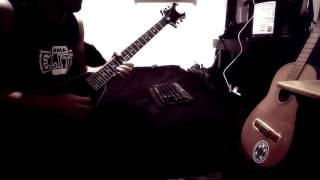 Carlos Santana - Black Magic Woman (Guitar Cover) (Solos & Lyrics)