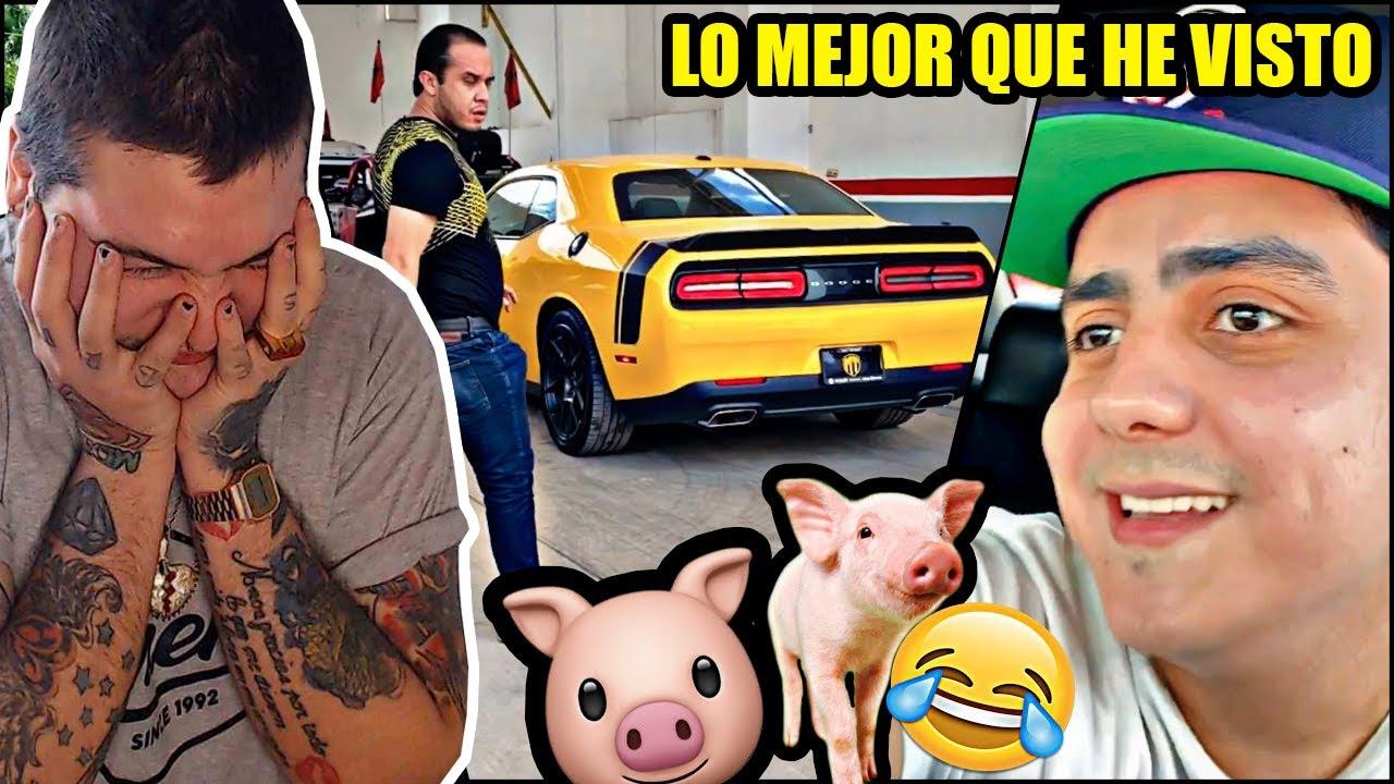 ARGENTINO REACCIONA A MARKITOS TOYS - EL PITYN DICE QUE TRAE COCHIS EL CHALLENGER