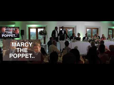 THE BEST, Best Men Wedding Speech - Disney songs