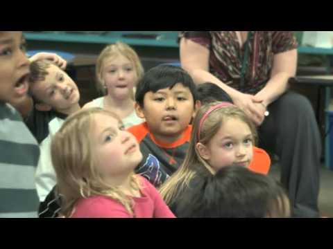 Kim Davies & Gina Spoo Conduct Demonstration Lessons At Cornelia Elementary in Edina, MN
