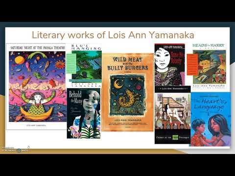 Lois-Ann Yamanaka