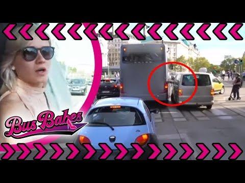Busunfall in Wien! Julia an ihren Grenzen: Wie groß ist der Schaden? | Bus Babes | kabel eins