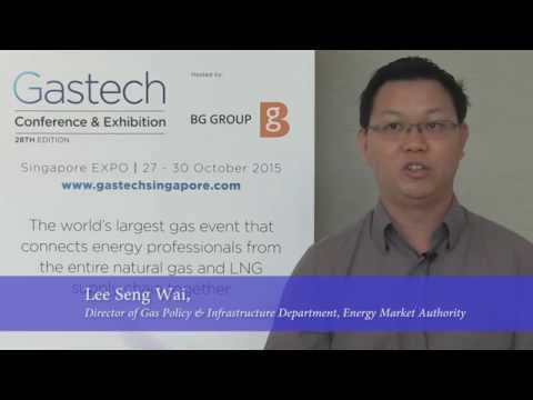 Energy Market Authority talks about Singapore's plans to become Asia's LNG hub