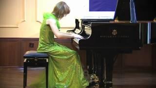Sofia Gubaidullina. Chaconne for piano solo (1962)
