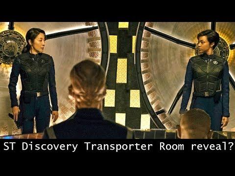 Star Trek Discovery Transporter Room Reveal? (Trekyards Discussion)