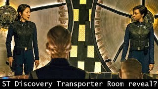 Star Trek Discovery Transporter Room Reveal? (Trekyards Discussion)