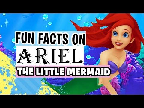 Disney Fun Facts on: Ariel, the Little Mermaid