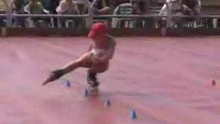1st WORLD FREESTYLE SKATING CHAMPIONSHIP (Gessate-MILANO)