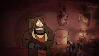 Pine Devil horror animation by David Romero
