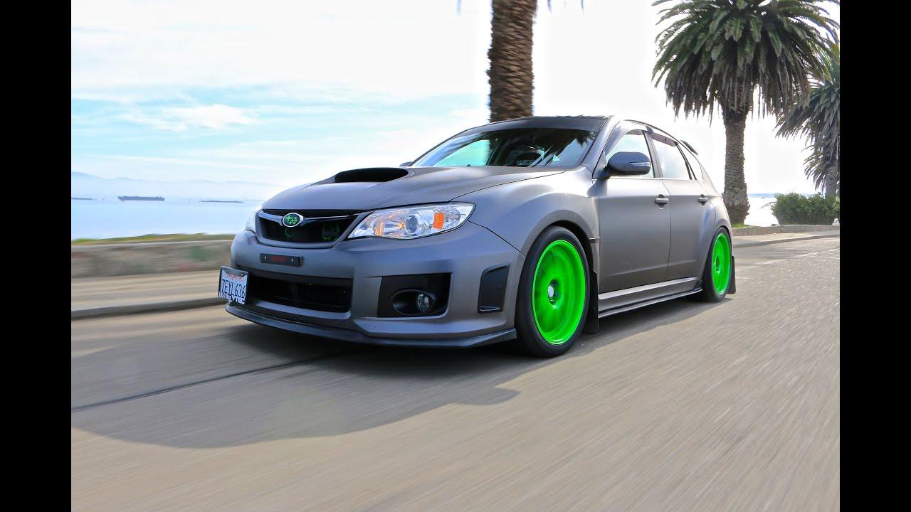 Subaru Wrx Wheels >> 335whp /388 Tq Subaru WRX Hatchback Build - YouTube