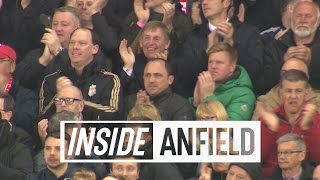 Inside Anfield: Liverpool 2-2 Bournemouth | More from the new tunnel and Kenny Dalglish on the Kop