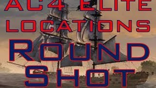 AC4: Elite Round Shot Upgrade How To/Location VERY EASY | Kabah Ruins