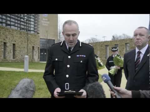 North Yorkshire Police - death of officer on duty