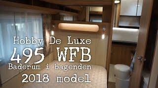 Hobby De Luxe 495 WFB