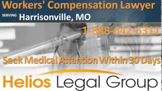 Harrisonville Workers' Compensation Lawyer & Attorney - Missouri