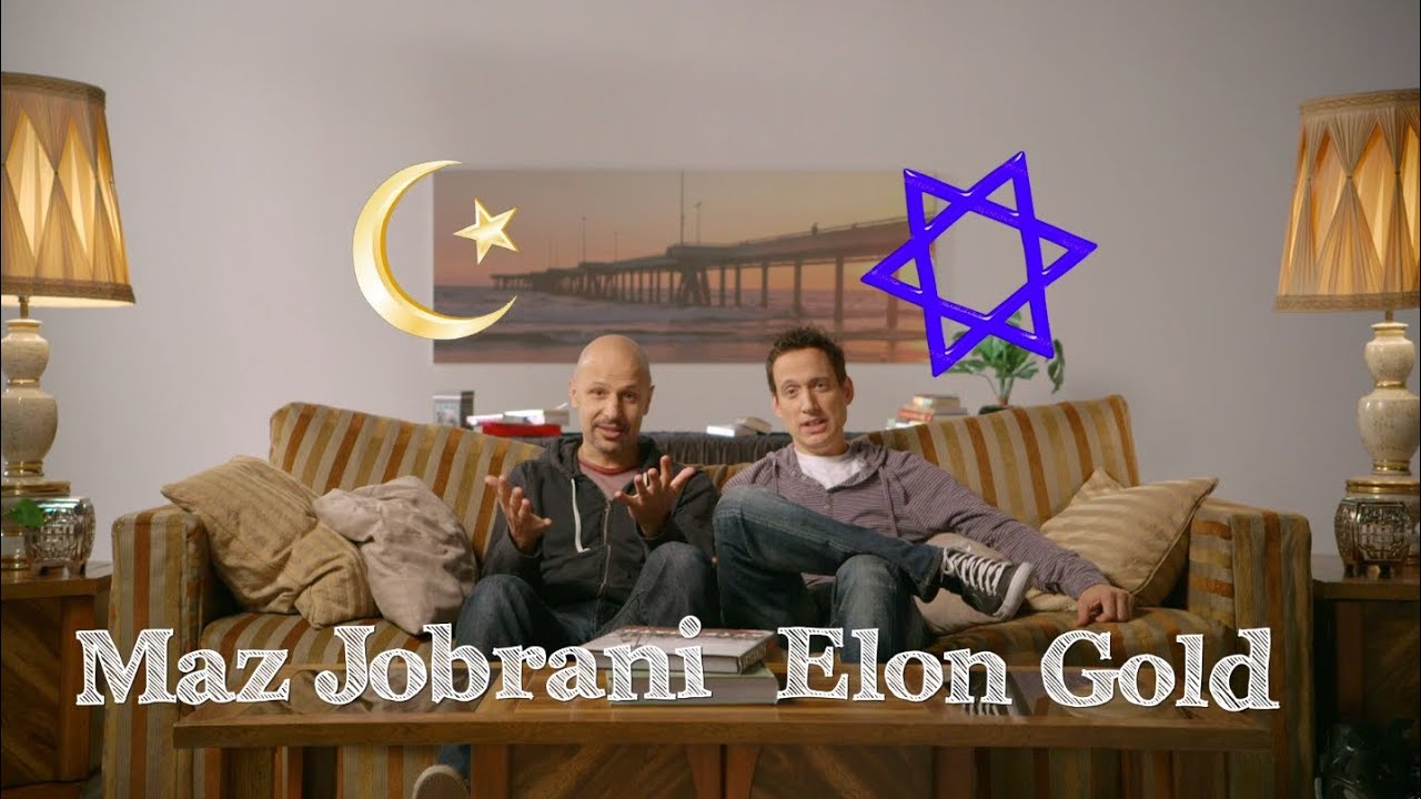 How an Iranian and Jewish Comedian Stand Up For Peace