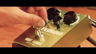 Way Huge Green Rhino Overdrive: Overview of Features & Sounds (Instructional Demo)