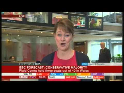 Leanne Wood (Plaid Cymru) on the Election result, 8th May 2015