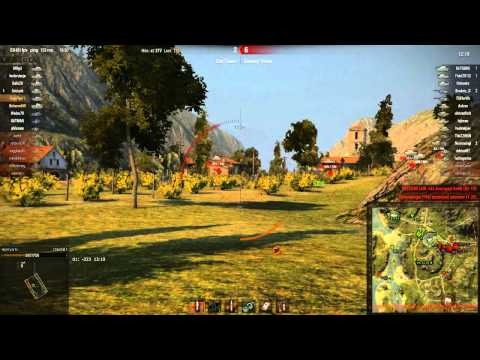 World of Tanks Russian Tier V Premium Heavy Churchill III Top Gun Match from YouTube · Duration:  4 minutes 5 seconds