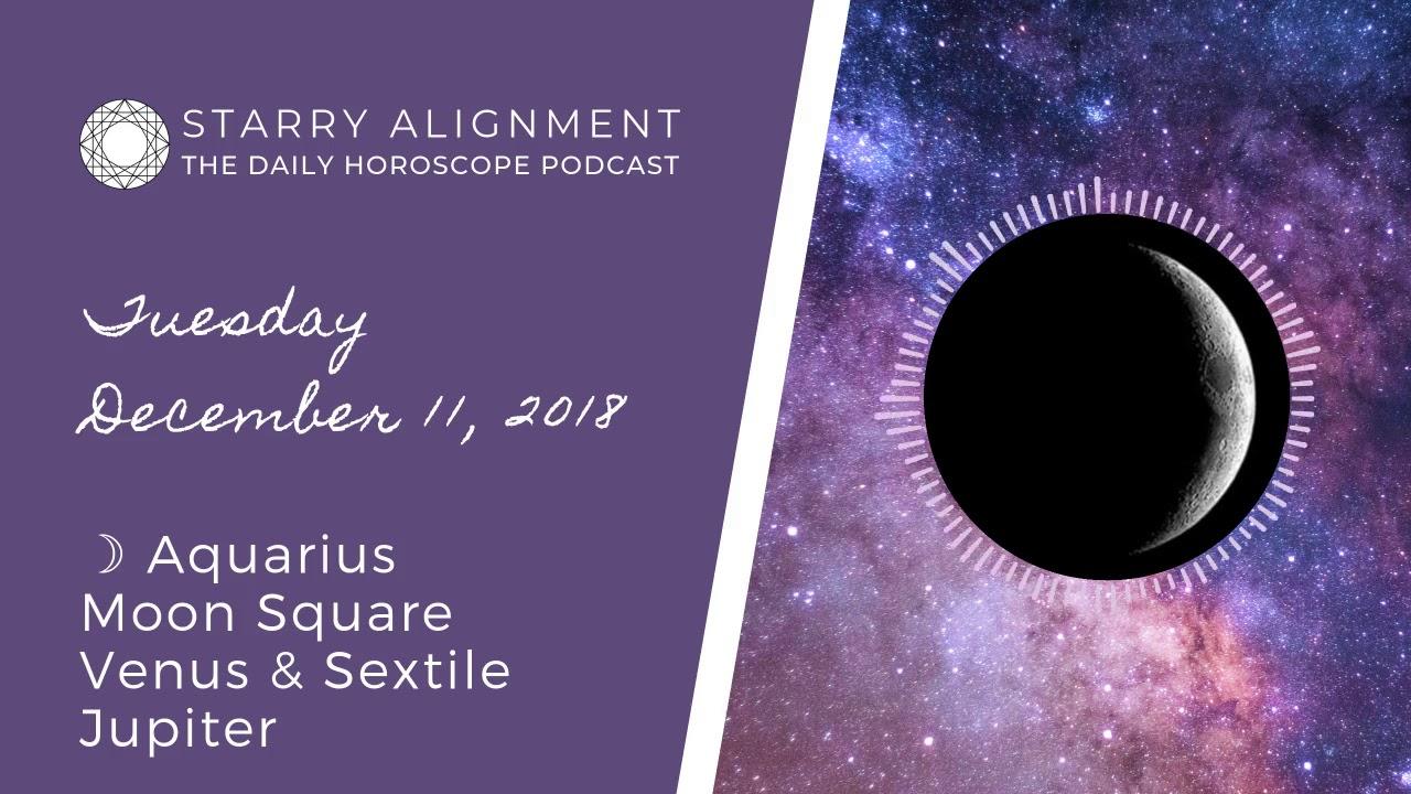 aquarius astrology december 11