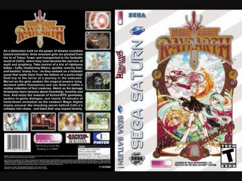 06 Heartbeat Magic Knight Rayearth Original Game