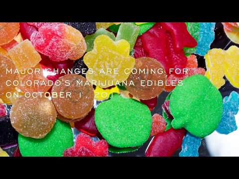 Colorado marijuana regs: no candy-like edibles, bigger THC potency