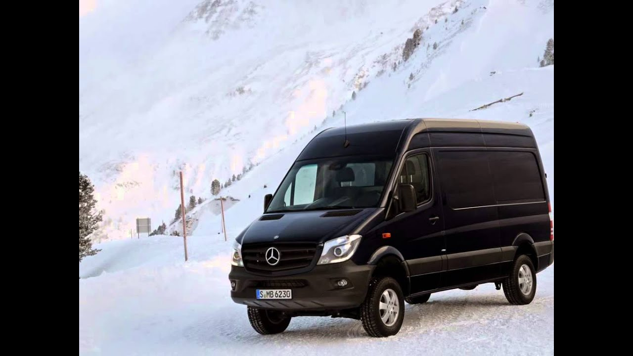 2015 mercedes benz sprinter 4x4 youtube. Black Bedroom Furniture Sets. Home Design Ideas