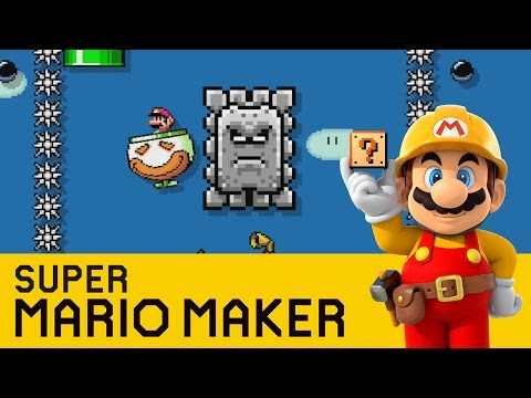 Super Mario Maker - Up And Up