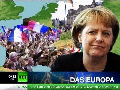 CrossTalk on Merkollande: Das Europa
