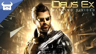 DEUS EX: MANKIND DIVIDED RAP | Dan Bull
