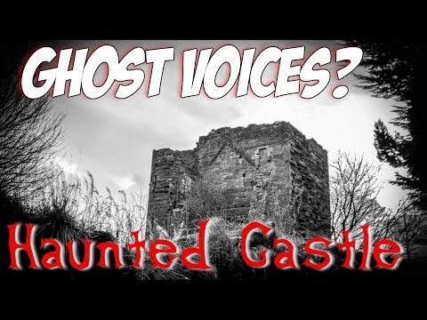 Haunted MacDuff's Castle | Paranormal Activity Ghost Voices