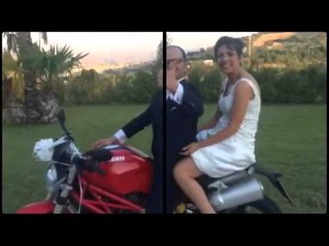 Lilly & Rocco Just Married By Pino Pinto Band