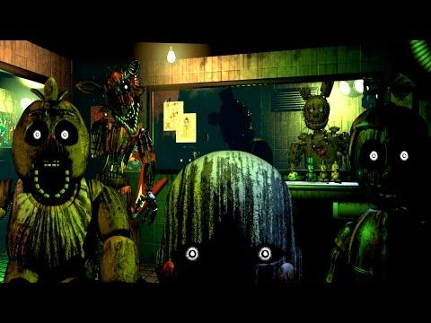 Five nights at freddy's - Historia Real detras del videojuego