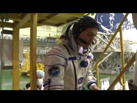 Next ISS Crew Prepares for Launch