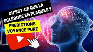 Voyance 224 | Qu'est-ce que la Sclérose en Plaques ? | Bruno Voyant Médium Maladie Santé Vaccin SEP
