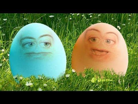 Casse-toi, carte de Pâques humour, voeux de joyeuses Pâques - YouTube