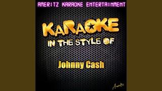 Folsom Prison Blues (Karaoke Version)