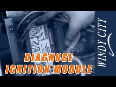 How To Diagnose A Bad Ignition Module On Pizza Conveyor Oven Tutorial Windy City Repair Tips