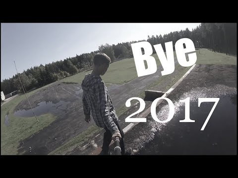 Bye Bye 2017|Best Parkour And Freerun Moments|Rolands Rauls