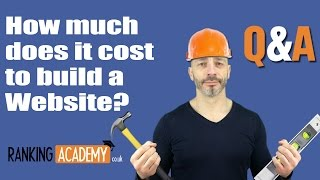 How much does it cost to build a website for a small business?(In this video find out how much it costs to build a website for a small business. There are several options to choose from so you'll need to choose carefully., 2016-05-02T08:48:25.000Z)
