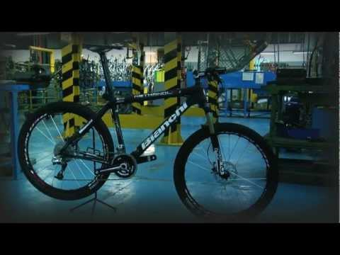Bianchi Company Official Video - Πως κατασκευάζονται τα ποδήλατα Bianchi