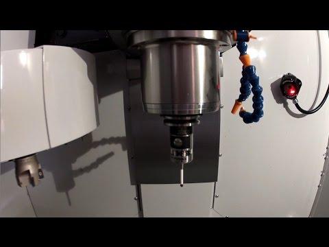 Haas Nullpunkt und Werkzeuglängen setzen mit dem renishaw system