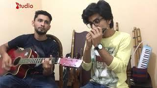 Valo Achi Valo Theko (ভালো আছি ভালো থেকো) Harmonica Cover   Folk Studio Instrumental 2019