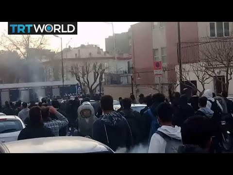 Iran Protests: 50 people arrested at anti-govt demonstrations