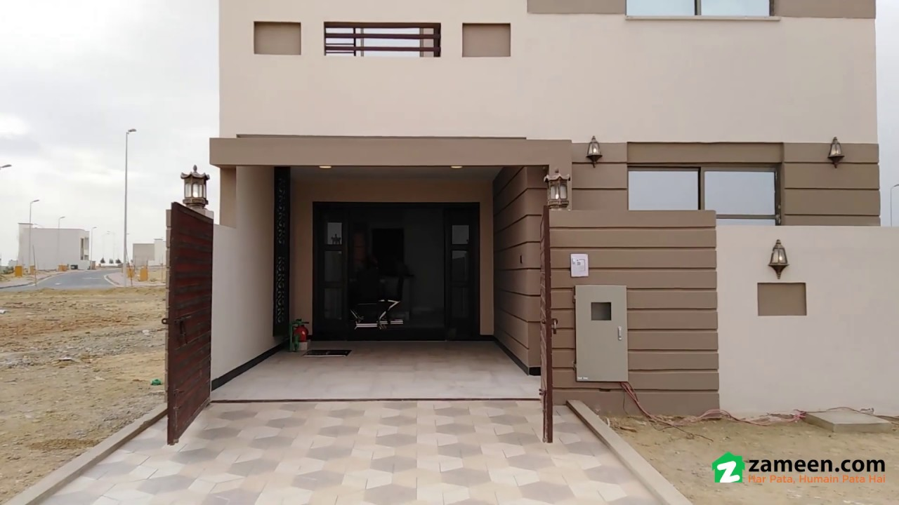 5 Marla House For Sale In Bahria Town Karachi Imlak Online