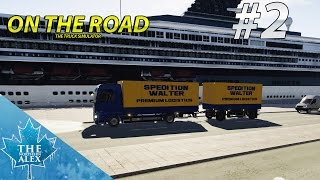 On The Road:The Truck Simulator #2 - Maybe not that bad after all ! -