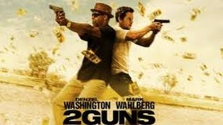 2 Guns (2013) Movie Review by JWU