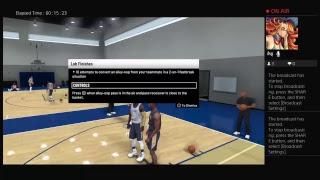 NBA 2k19 sub up